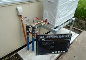 12-水温温度センサー取付